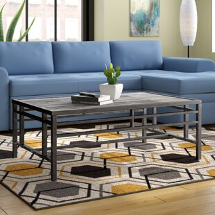 Find Erie Coffee Table By Ivy Bronx