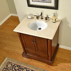 Casshern 32 Single Bathroom Vanity Set
