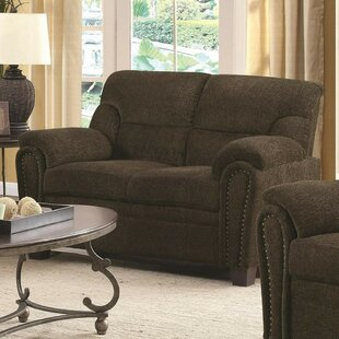 Bethea Transitional Loveseat by Charlton Home Top Reviews