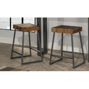 Linde 26 Bar Stool Union Rustic