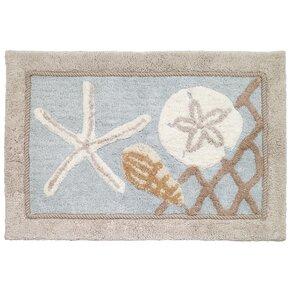 seaglass bath rug seaglass bath rug by avanti linens
