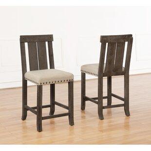 Shaeffer Upholstered Dining Chair (Set of 2) Gracie Oaks