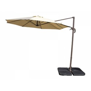 Tiffany 3m Cantilever Parasol By Freeport Park