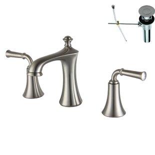 Yosemite Home Decor Widespread Bathroom Faucet