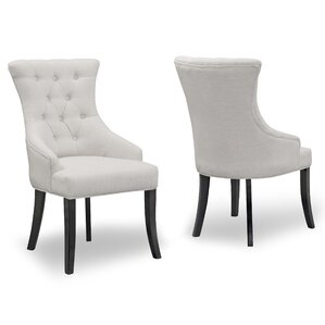 Chesterman Upholstered Dining Chair (Set ..