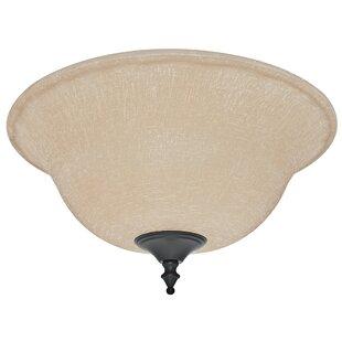 Bargain Ceiling Fan Glass Bowl Shade By Hunter Fan