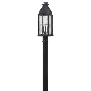 Reviews Bingham Outdoor 3-Light Lantern Head By Hinkley Lighting