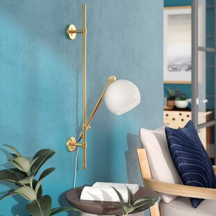 Brayden Studio Catlin Swing Arm Lamp