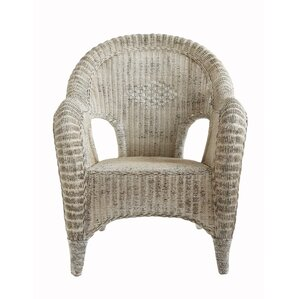Georg Rattan Barrel Chair by One Allium Way