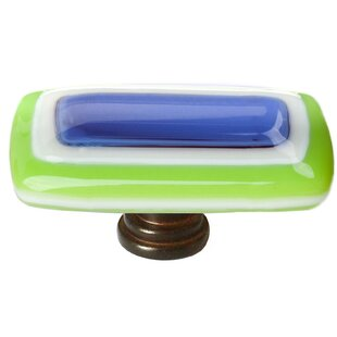 Luster Rectangle Novelty Knob