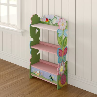 96 52 cm Kinderbücherregal Ayala | Kinderzimmer > Kinderzimmerregale | Holz - Ab | Harriet Bee