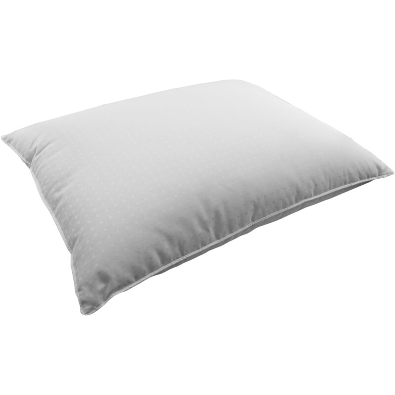 St James Home Luxe Down And Feathers Pillow Reviews Wayfair