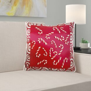 Candy Cane Pillow Wayfair