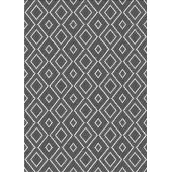 Foundry Select Jacoby Chevron Ivory Navy Area Rug Wayfair