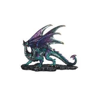 Trinx Three Headed Dragon Figurine Wayfair