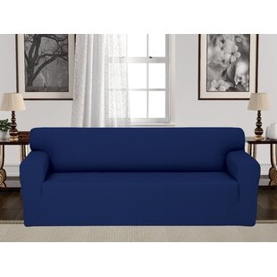 Blue Sofa Slipcovers You\'ll Love | Wayfair