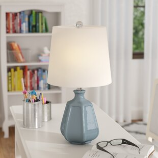 Look for Kennedy Ceramic 21.25 Table Lamp By Harriet Bee