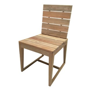 Perpetual Teak Patio Dining Chair