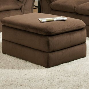 Red Barrel Studio Plagido Storage Ottoman