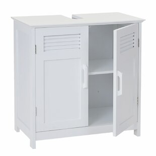 Forrest 60cm Free-Standing Under Sink Storage Unit By House Of Hampton