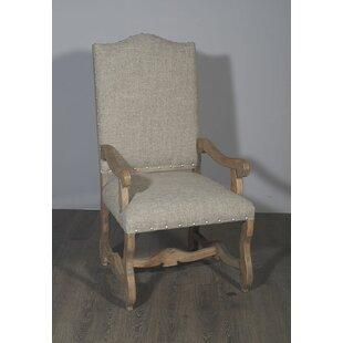 One Allium Way Ronaldo Upholstered Dining Chair