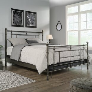 Kromer Full Panel Bed by Williston Forge