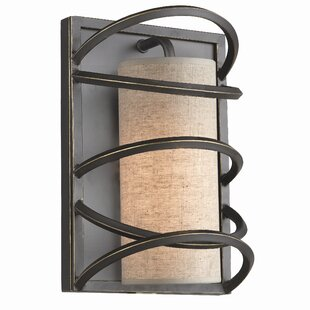 Affordable Loop 1-Light Wall Sconce By Woodbridge Lighting