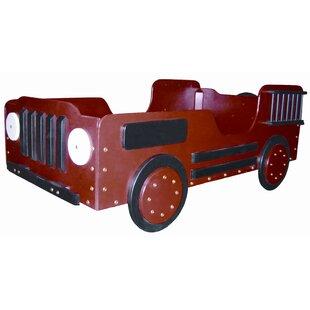 Fire Truck Twin Bed Wayfair