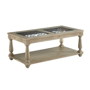 Read Reviews Basco Coffee Table by Fleur De Lis Living