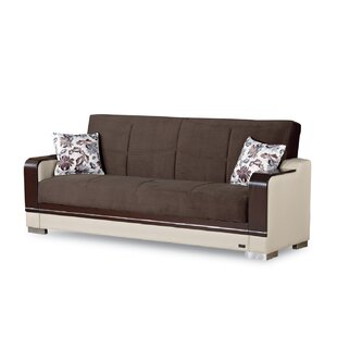 Shop Texas Convertible Sleeper Sofa by Beyan Signature