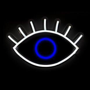 Eye LED Wall Light ByOliver Gal