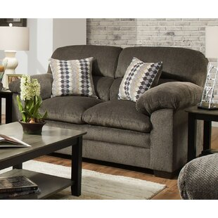 Derry Loveseat by Simmons Upholstery