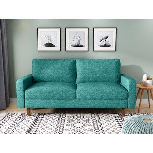 Giacinto 70 Square Arm Sofa