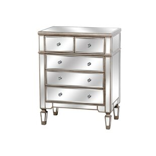 Belfry 5 Drawer Chest By Willa Arlo Interiors