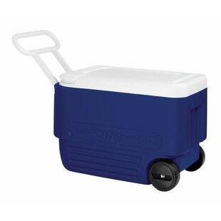 38 Qt. Wheelie Rolling Cooler