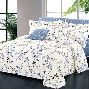 Charlton Home Cherwell Reversible Duvet Set