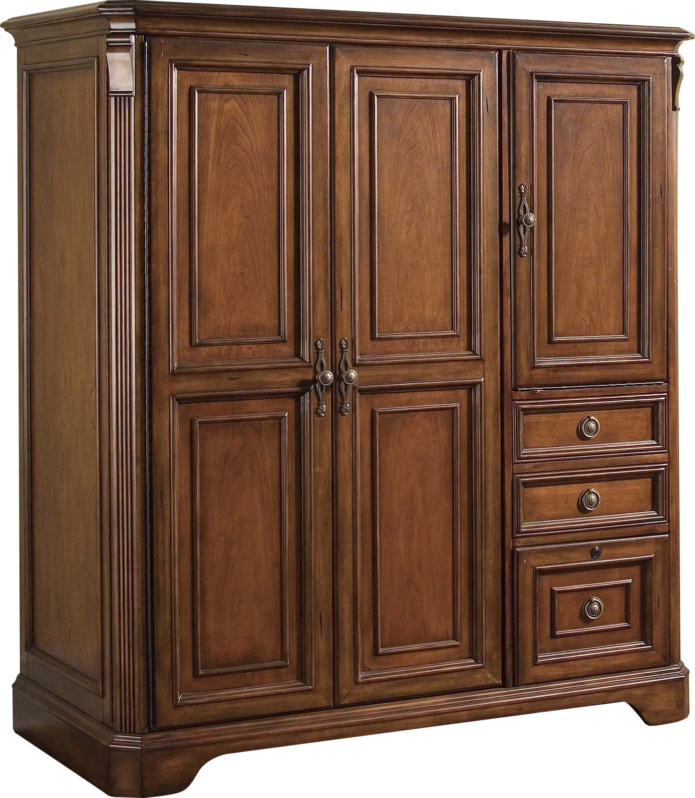 Hooker Furniture Brookhave Armoire Desk Reviews