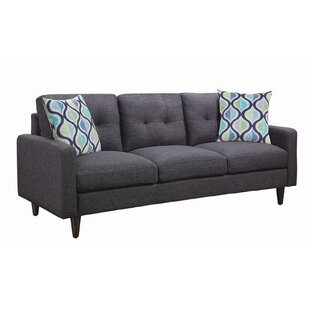Buy clear Lainey Sofa by Ivy Bronx Reviews (2019) & Buyer's Guide