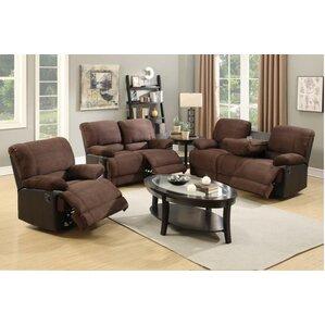 Serena 3 Piece Living Room Set by A&J Homes ..