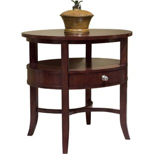 Fairfield Chair Manhattan End Table with Storage
