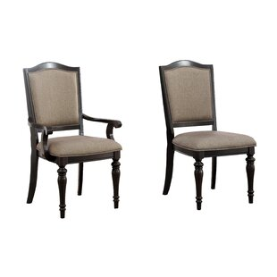 Santillan Upholstered Armchair (Set of 2)..