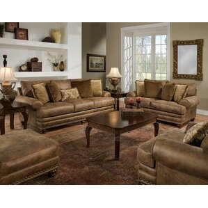 Cabin & Lodge Living Room Sets You\'ll Love | Wayfair
