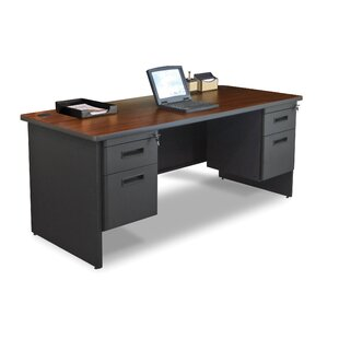 Compare Pronto Executive Desk By Marvel Office Furniture