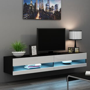 Rosalin Floating TV Stand for TVs up to 78