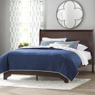 Where buy  Vitiello Panel Bed by Charlton Home Reviews (2019) & Buyer's Guide