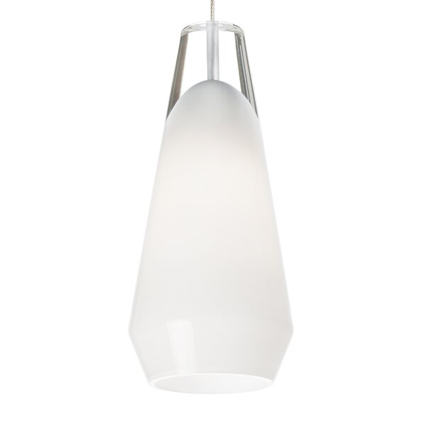 Next Tech Lighting: Tech Lighting Lustra Monopoint 1-Light Mini Pendant