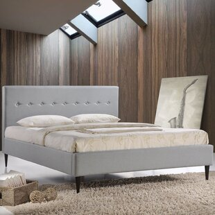 Reviews Upholstered Platform Bed by Modway Reviews (2019) & Buyer's Guide
