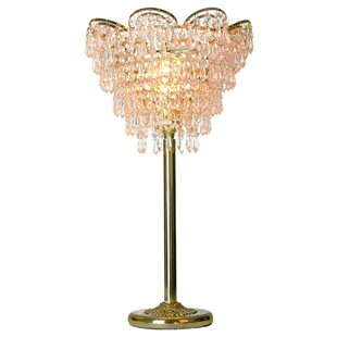 Deals Cendrillon Cascading 24 Torchiere Lamp By House of Hampton