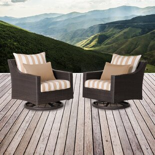 Three Posts Northridge Patio Chair (Set o..