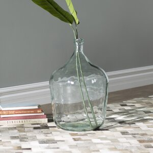 Angeletta Recycled Glass Vase